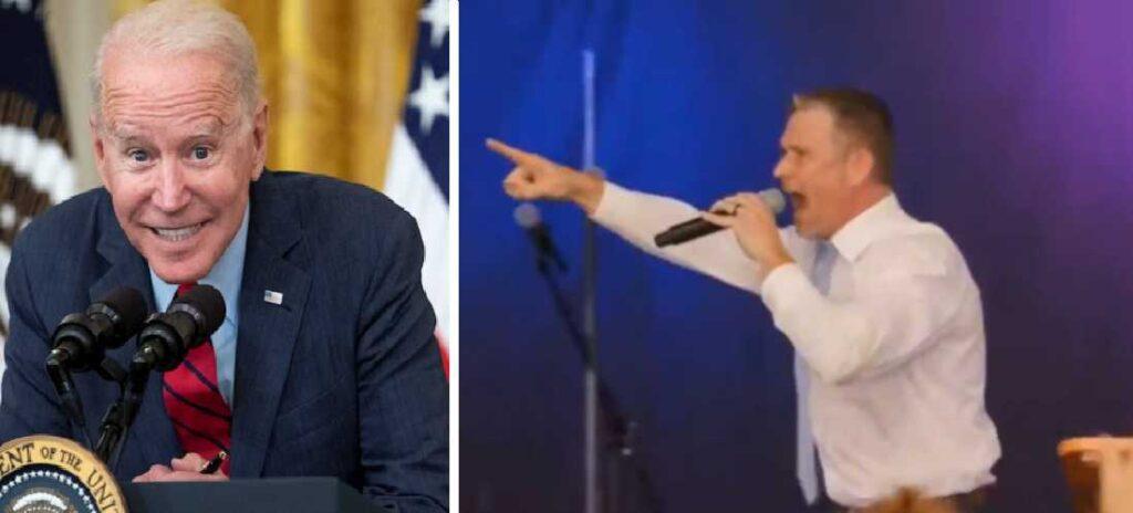 """Pastor Greg Locke: """"Biden es un traficante sexual y demonio"""""""