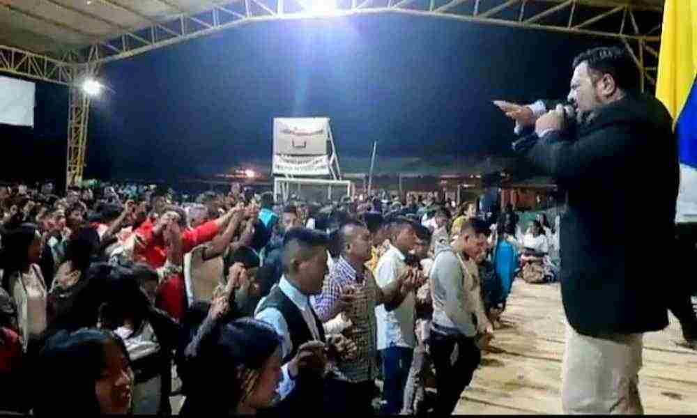 Pastor Jezer Igor evangelizará comunidades indígenas en Colombia