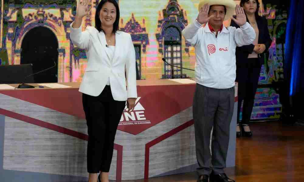 Perú: empate técnico entre Castillo y Fujimori, elecciones este domingo