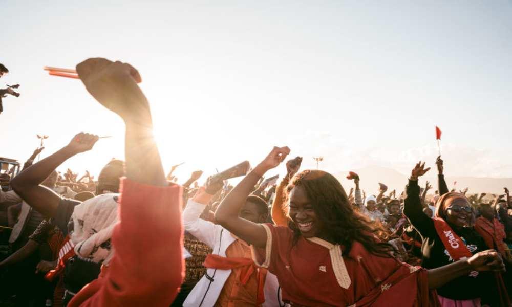 300 mil personas se rindieron a Jesús en una cruzada evangelística por Tanzania