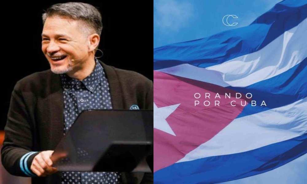 """Cash Luna ora por Cuba: """"El Señor obrará en favor de su hermosa nación"""""""