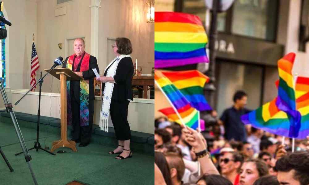Congregaciones se separan de la Iglesia Metodista Unida para apoyar al LGBT