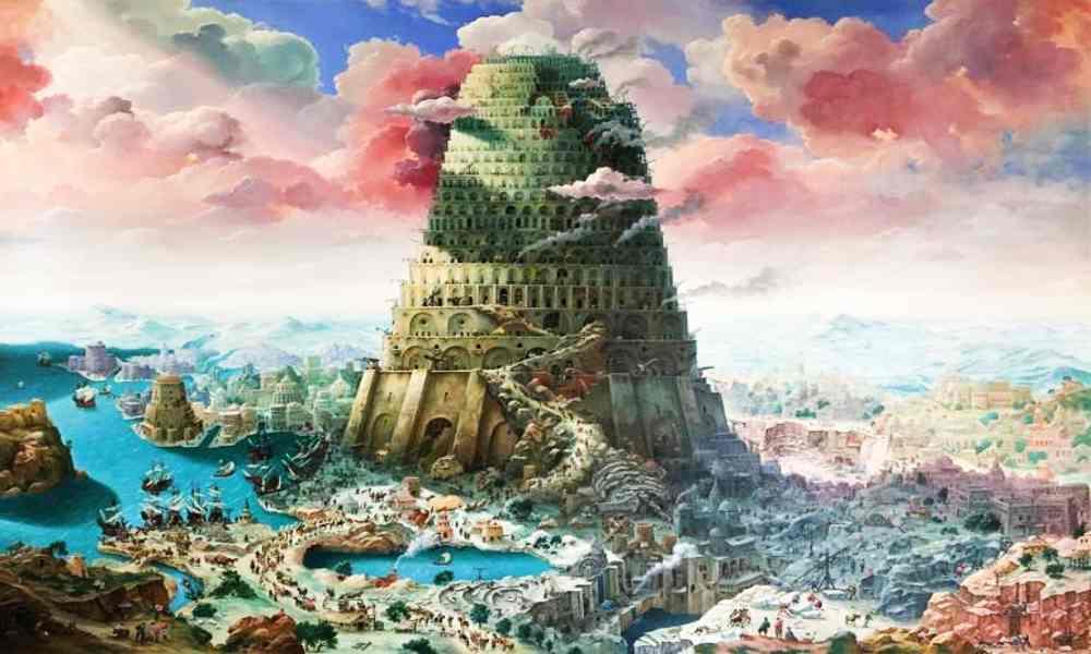 Construirán la Torre de Babel como atracción bíblica en EEUU