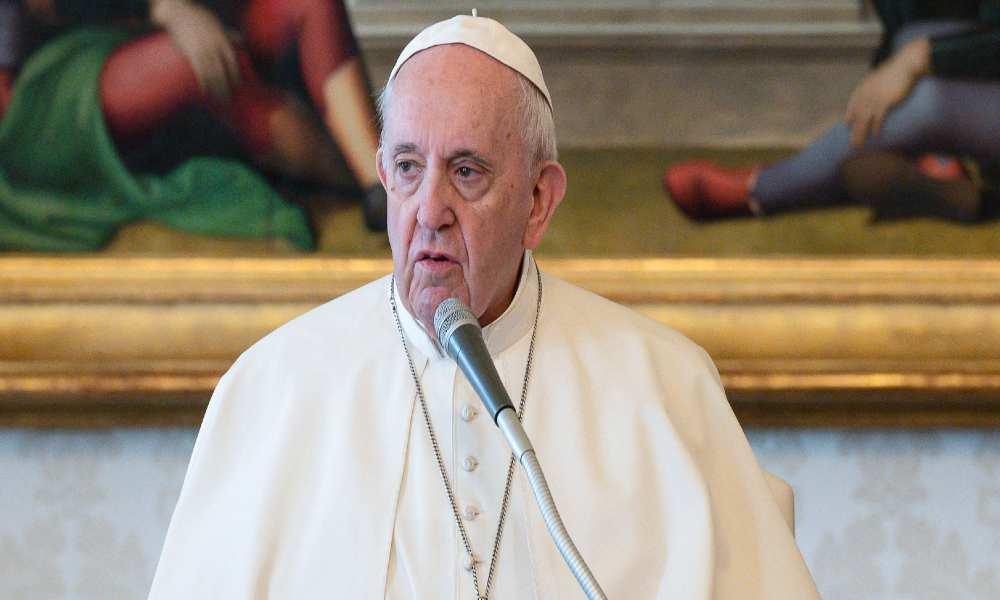 El papa Francisco asegura que Jesús no multiplicó los peces