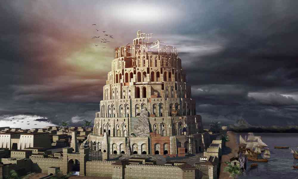 """Franklin Graham: """"El gran imperio tecnológico podría colapsar como la Torre de Babel"""""""