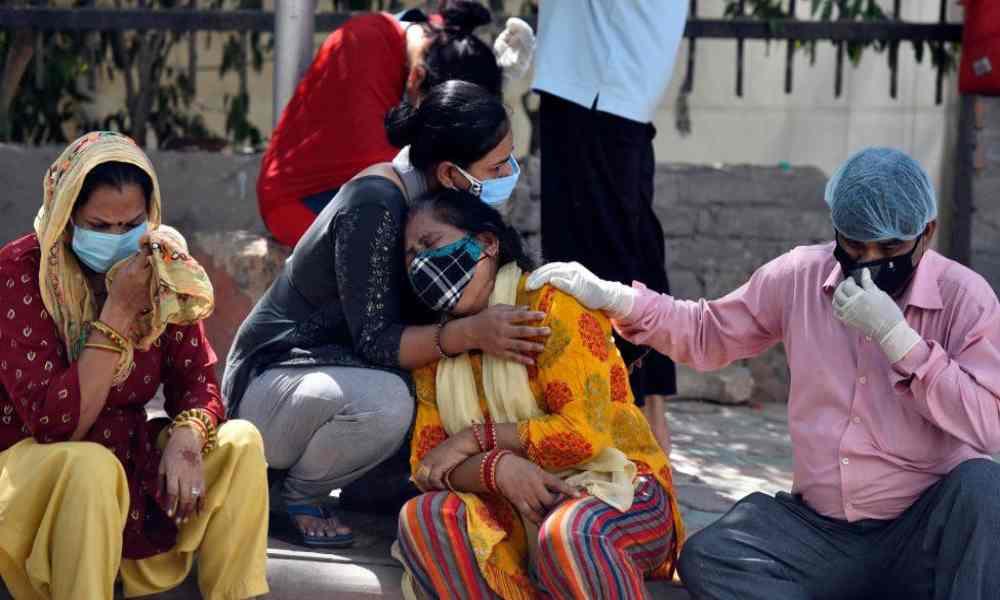India: Cristianos se preparan para la tercera ola de infecciones