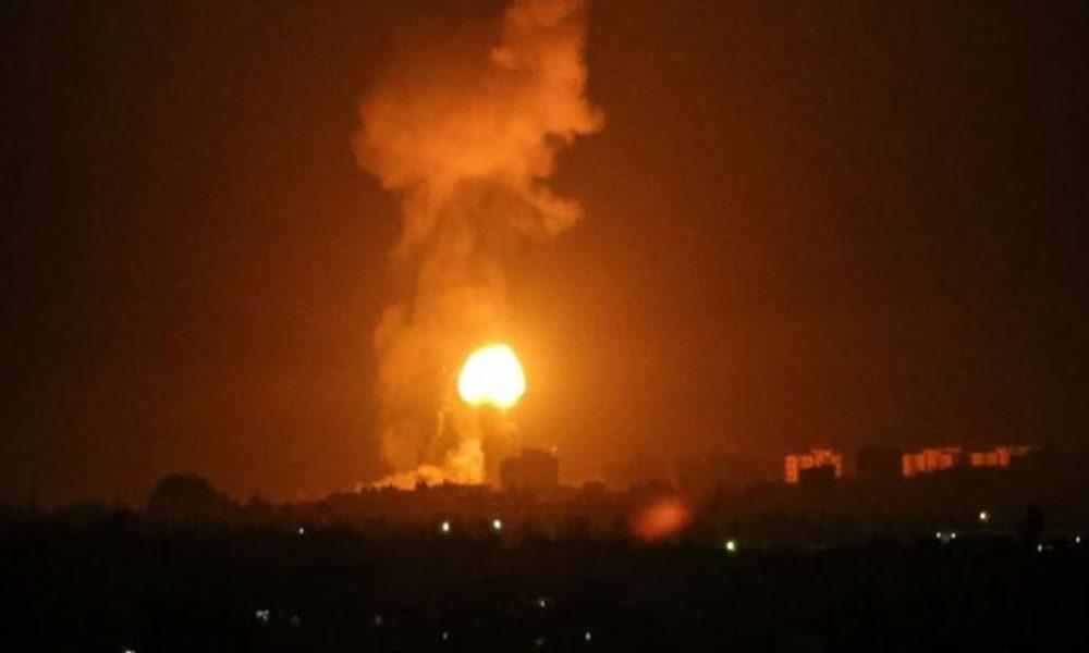 Israel ataca Gaza después que Hamás lanzara globos incendiarios en su contra