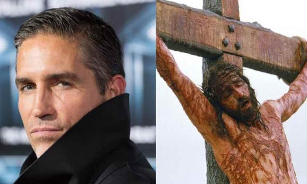 Jim Caviezel sufrió grandes dolores para representar el papel de Jesús