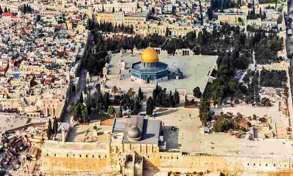Judíos fabrican un tinte único que utilizarían en el Tercer Templo
