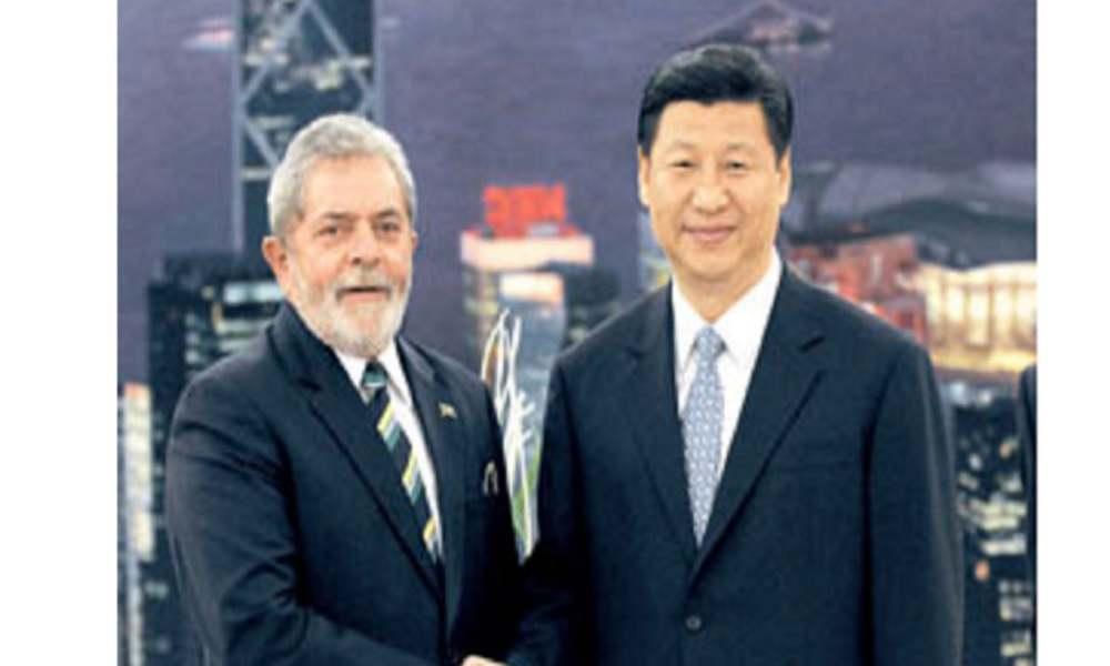 Lula manifestó su apoyo a China, uno de los países más persecutores de cristianos