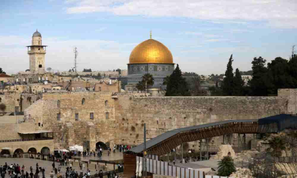 Parlamentarios de Israel discuten preparación para acceso al Tercer Templo