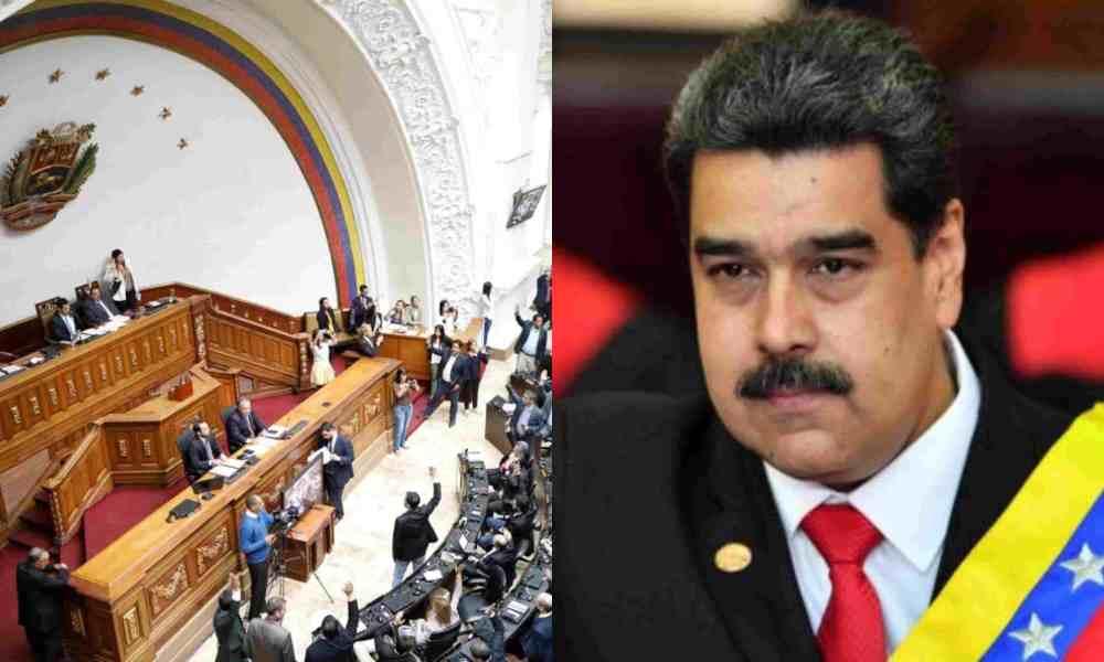 """Parlamento de Venezuela crea ley de lenguaje inclusivo y Maduro dice: """"Todes"""""""