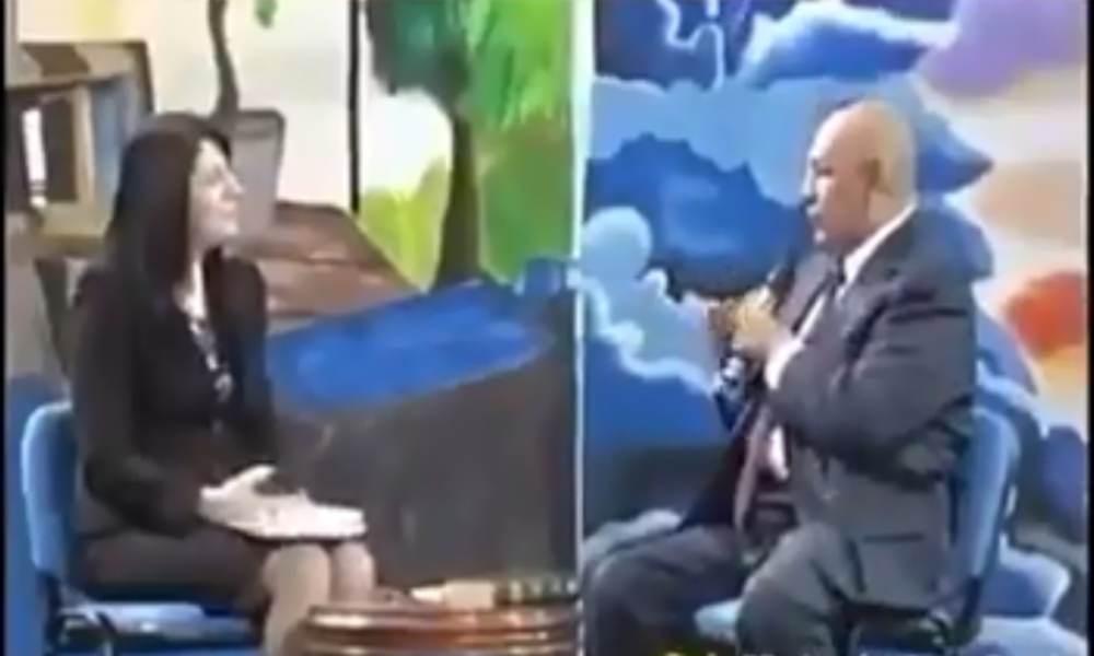 """Pastor a periodista: """"Hasta por lógica es mejor creer en Dios"""""""