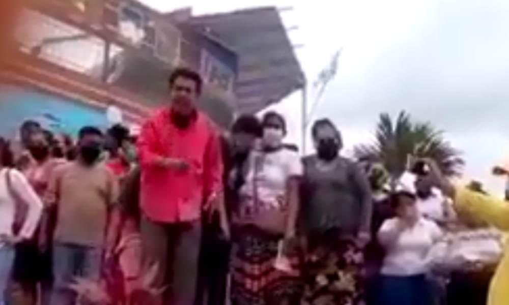 Pastor denuncia destrozo arbitrario de su iglesia por parte de las autoridades