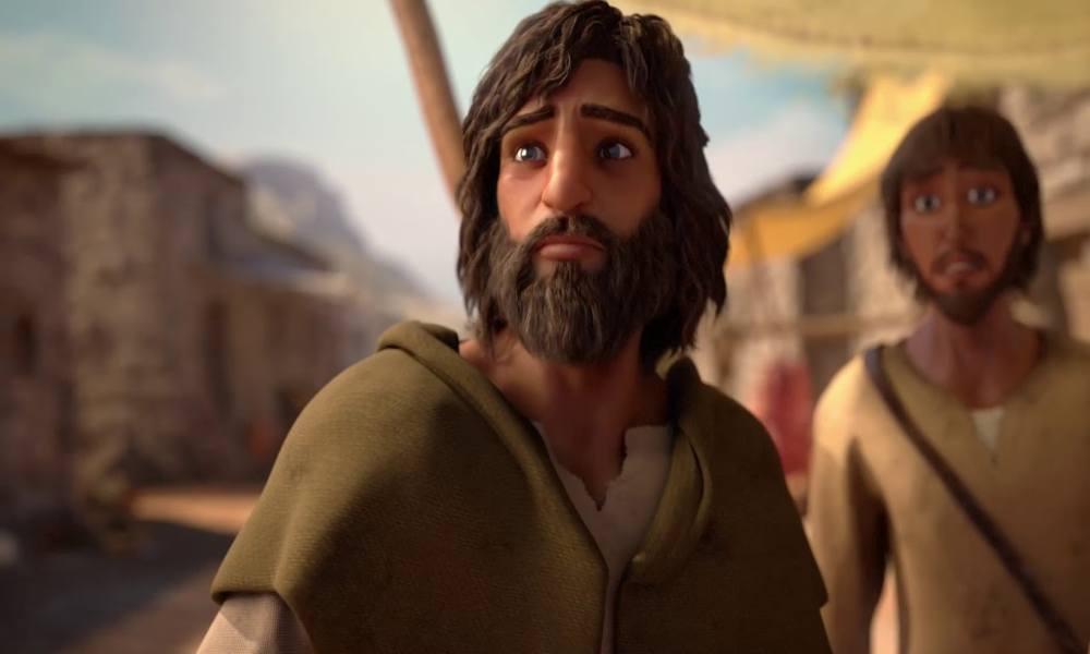 Película animada de Jesús se viraliza y estará disponible en 250 idiomas