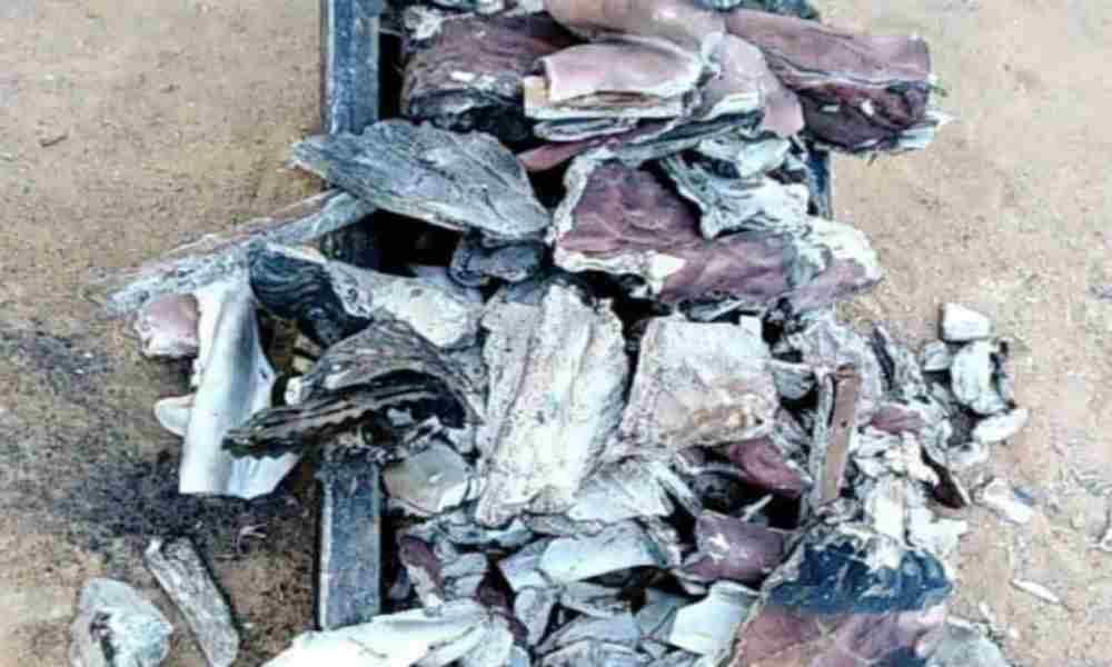 Sacerdote católico denuncia a evangélicos de quemar una imagen de Juan Bautista