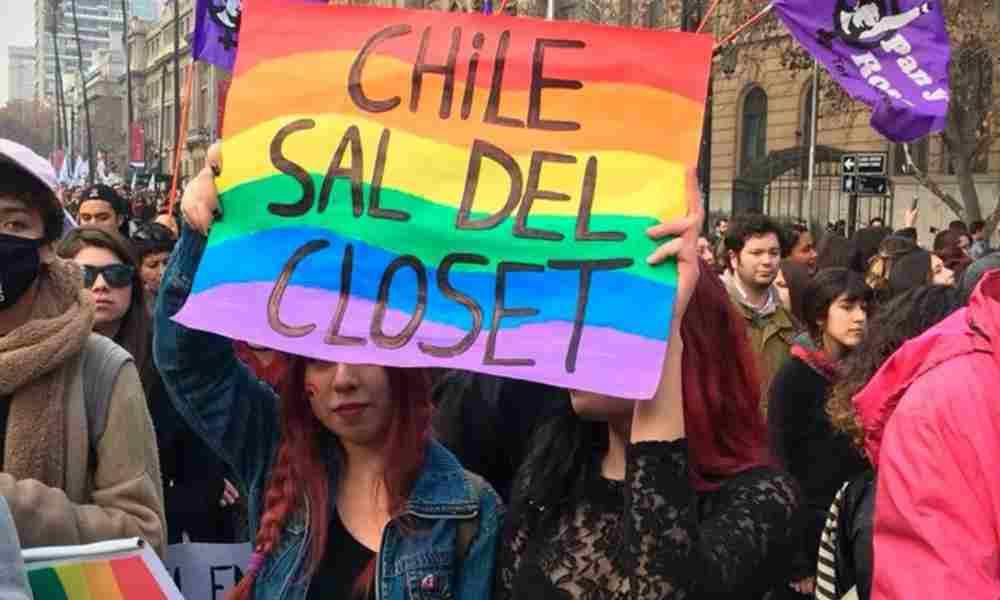 Senado de Chile aprueba matrimonio entre personas del mismo sexo