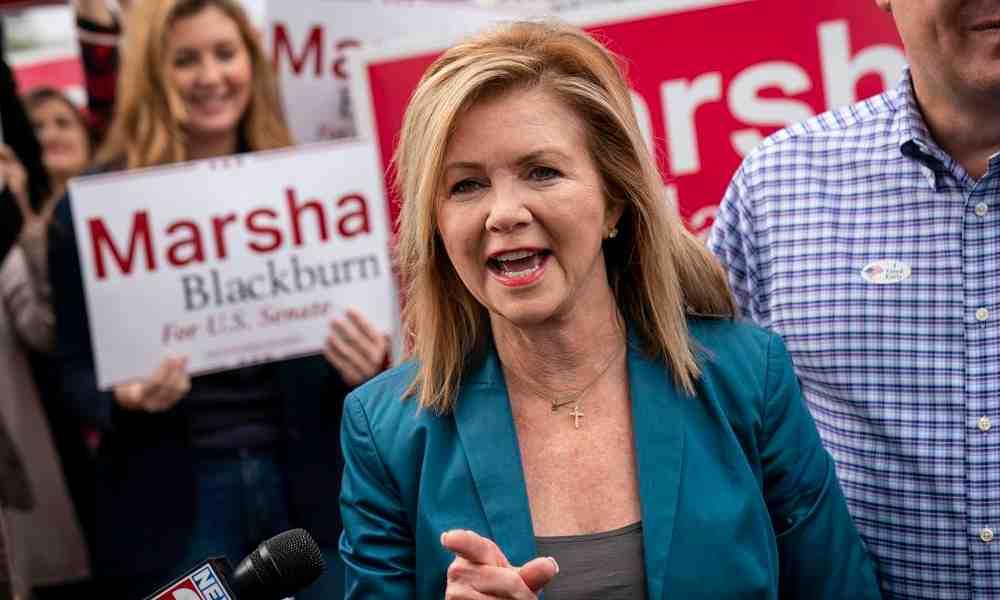 Senadora asegura que el marxismo amenaza los valores judeocristianos en EE.UU