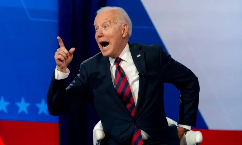 Biden: «Estoy de acuerdo con la gente que piensa que soy Satanás»
