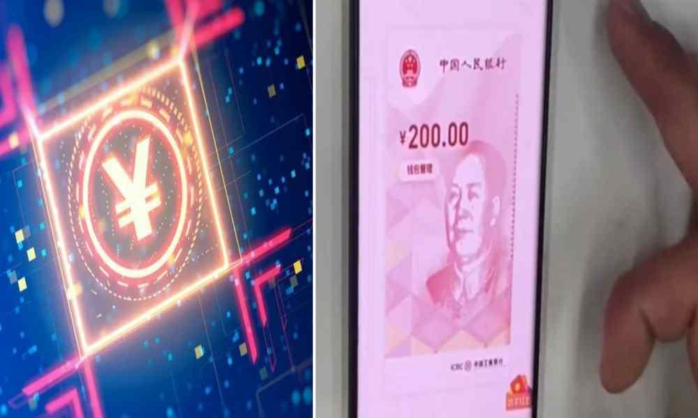 China está eliminando dinero físico para tener control gubernamental total