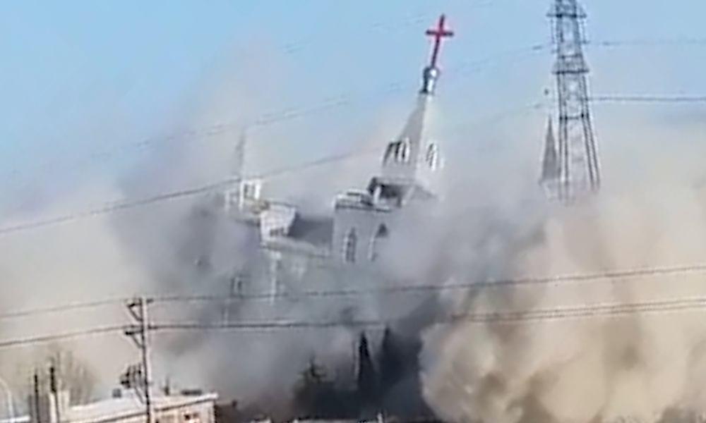 China: Más de 8000 iglesias han sido demolidas en los últimos 3 años