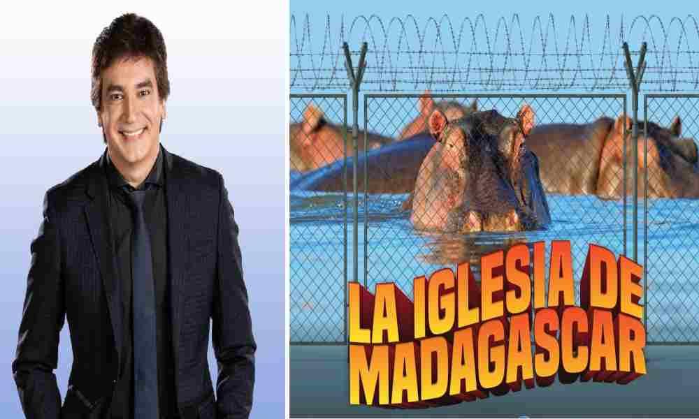 """Cuestionan a Dante Gebel por su prédica """"La Iglesia de Madagascar"""""""