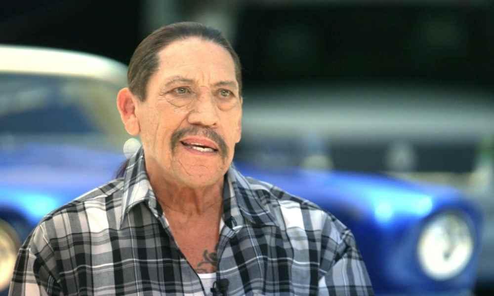 """Danny Trejo dice que su fe lo alejó de las drogas: """"Sin Dios estaría muerto"""""""