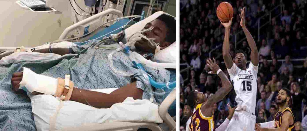 Estrella del baloncesto sufría enfermedad hasta que Dios hace un milagro