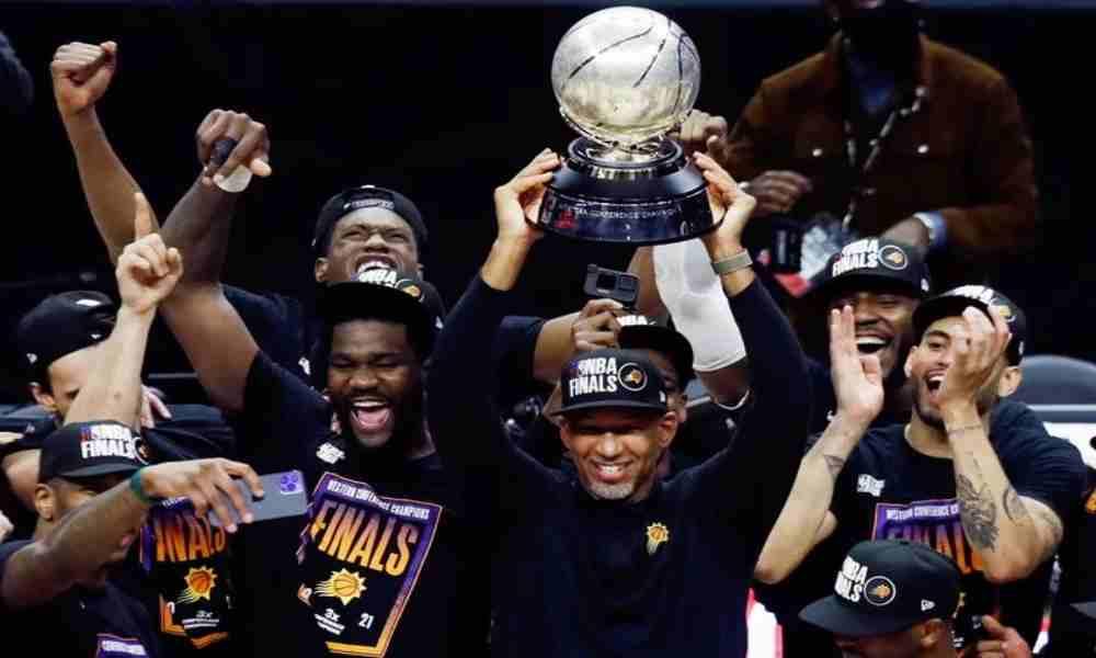 Gracias a su fe en Cristo, Monty Williams lleva su equipo a finales de NBA