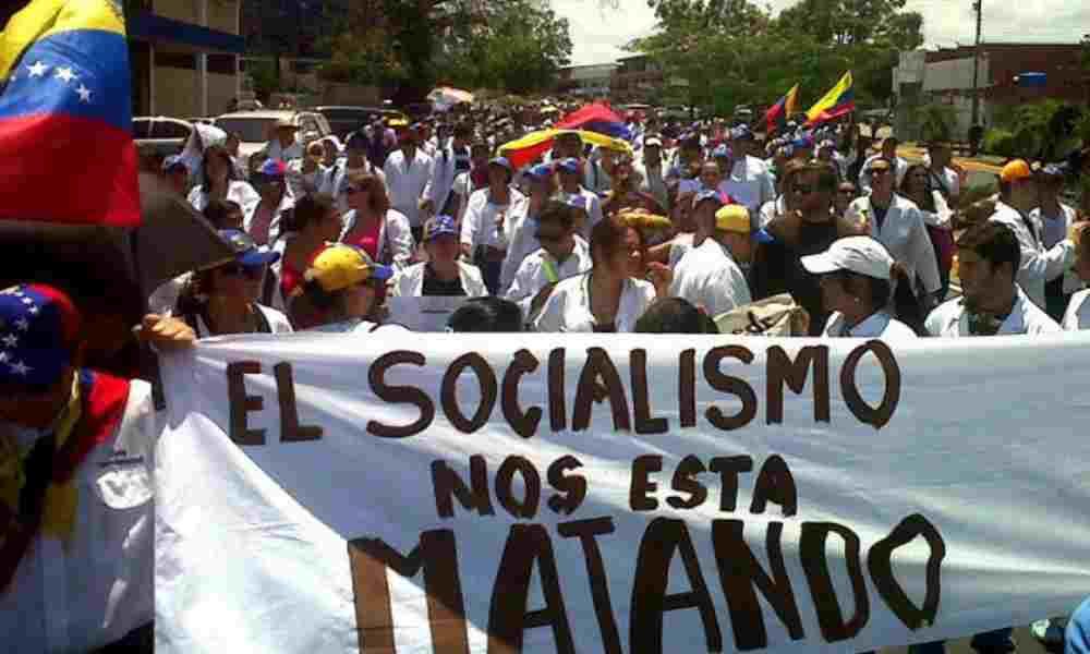 Iglesias en Venezuela se quejan del régimen autoritario de Maduro