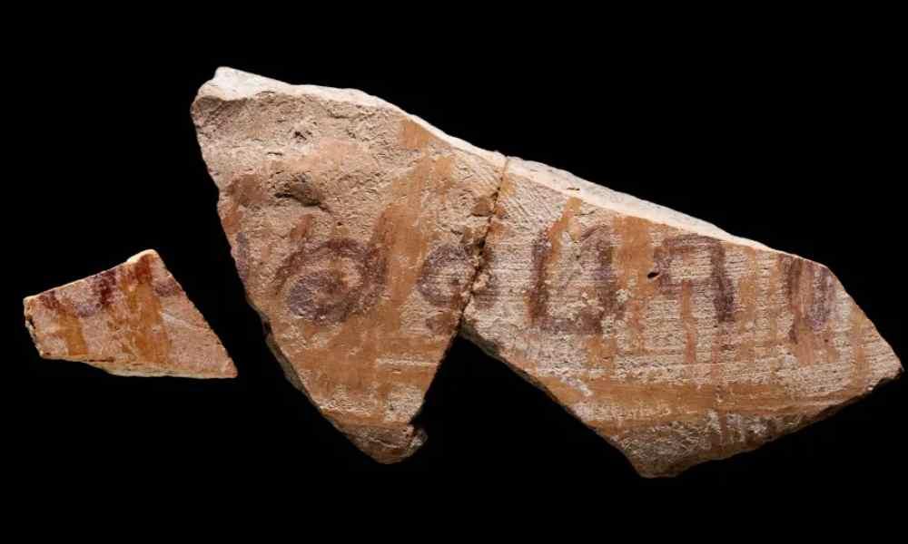 Descubren inscripción de 3 mil años con el nombre de Gedeón el juez bíblico