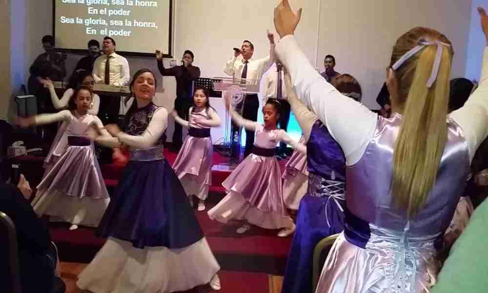 """Predicadora: """"La danza en la iglesia no es bíblica"""""""