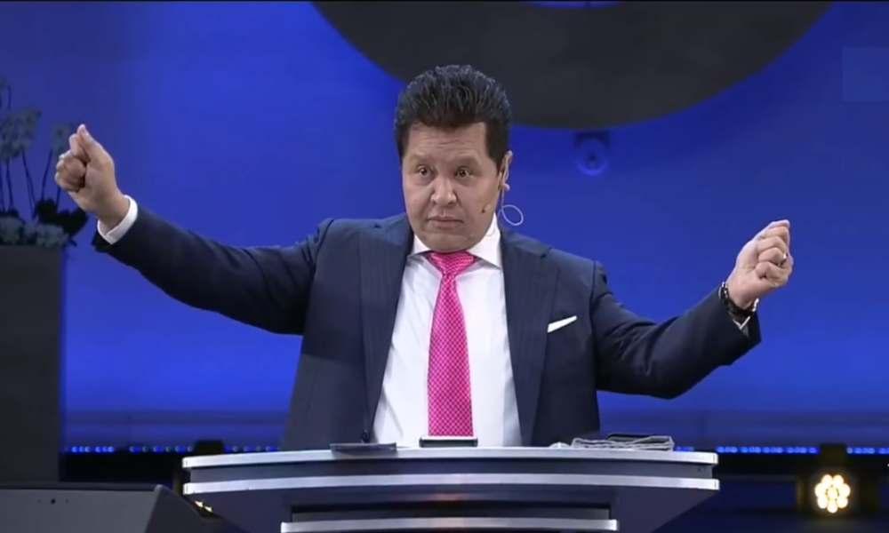 Maldonado: «El diezmo y ofrendas derraman sobre ti la bendición de Dios»