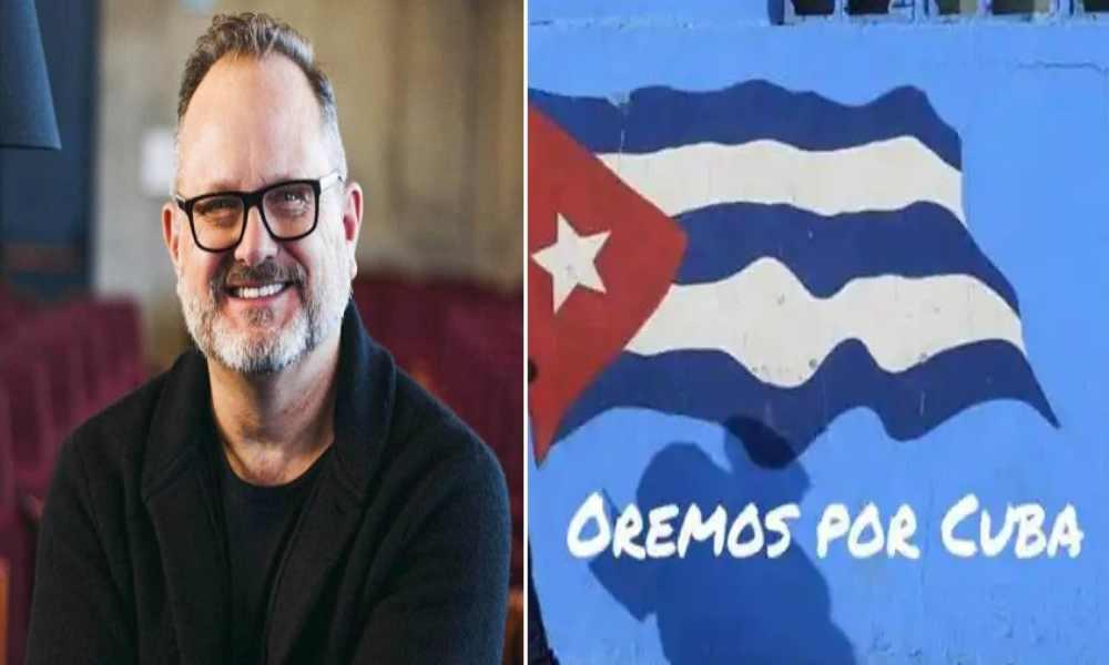 """Marcos Witt: """"Oremos por Cuba. El Señor escucha sus oraciones"""""""