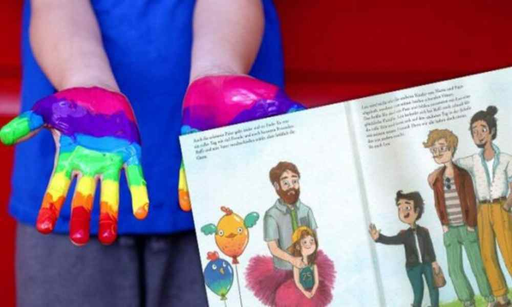 McDonald's distribuye libro LGBT como regalo para niños en la Cajita Feliz