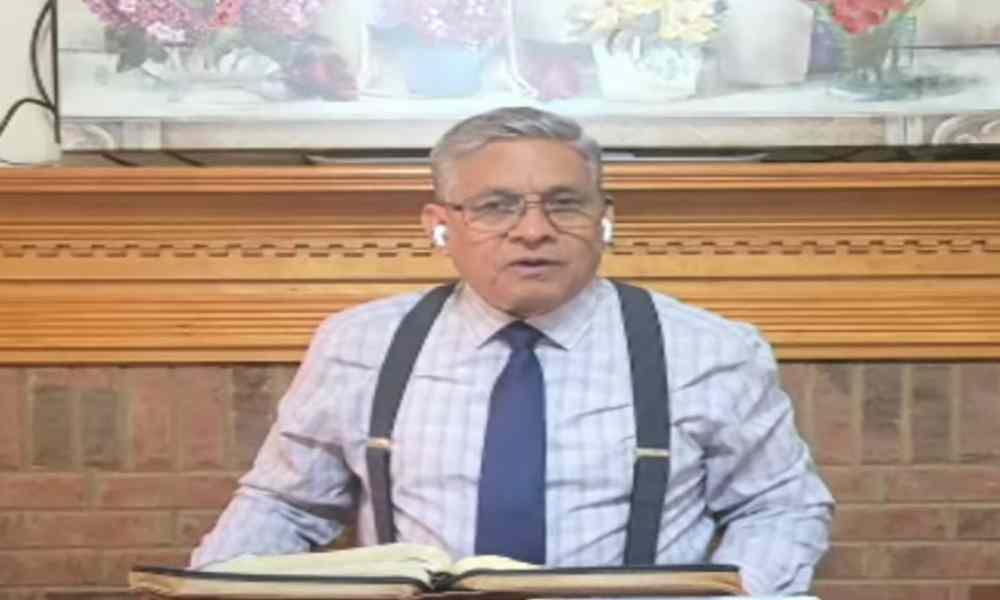"""Pastor Eugenio Masías: """"No existe el divorcio, lo dice la Biblia"""""""