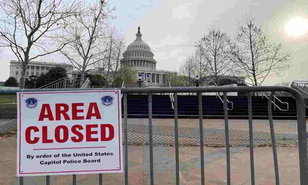 Por primera vez en la historia se prohíbe oración pública en el Capitolio