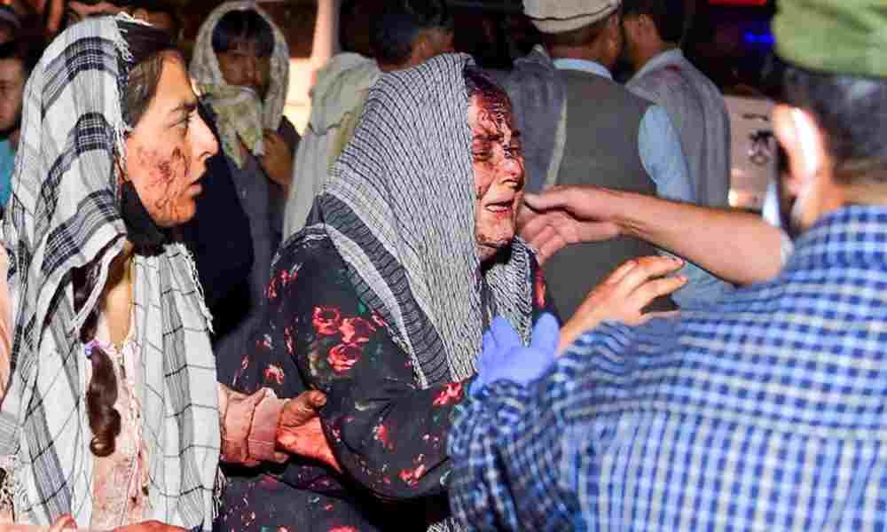Piden clamor mundial tras ataque terrorista en el aeropuerto de Kabul