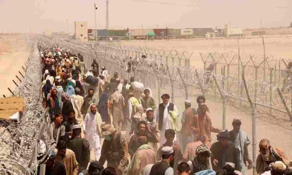 15 mil estadounidenses están atrapados en Afganistán con los talibanes