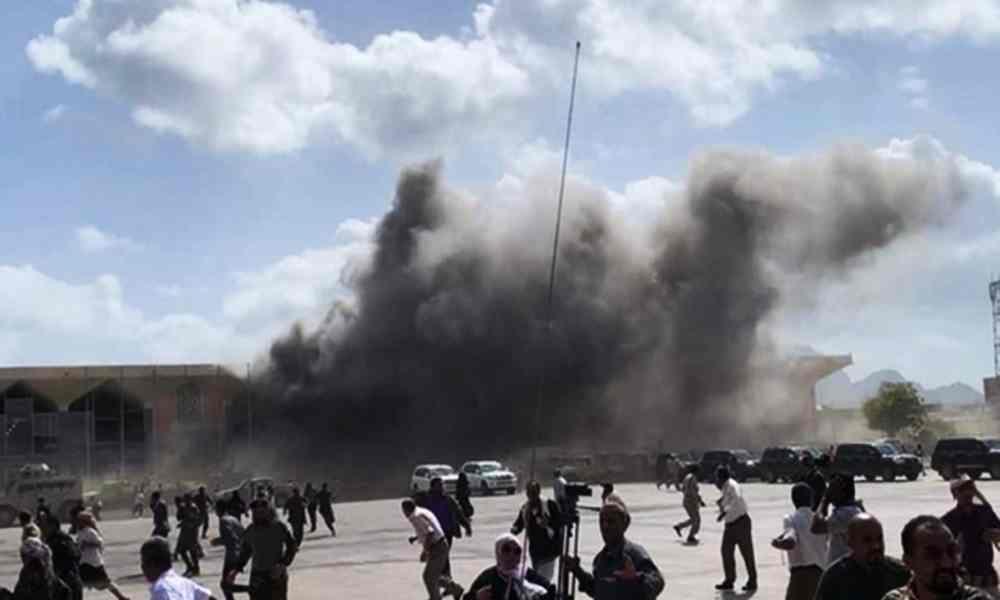 Afganistán: Ataque en aeropuerto de Kabul mata a 60 afganos y 12 soldados estadounidenses