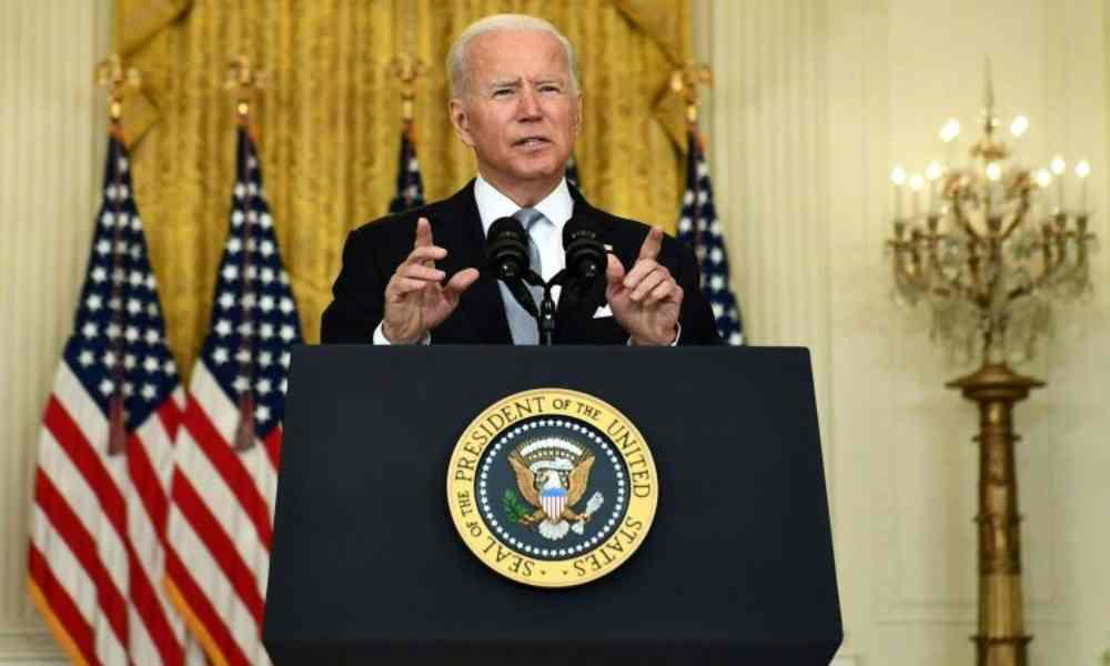 Biden advierte sobre amenazas de terrorismo para celebración del 11 de septiembre