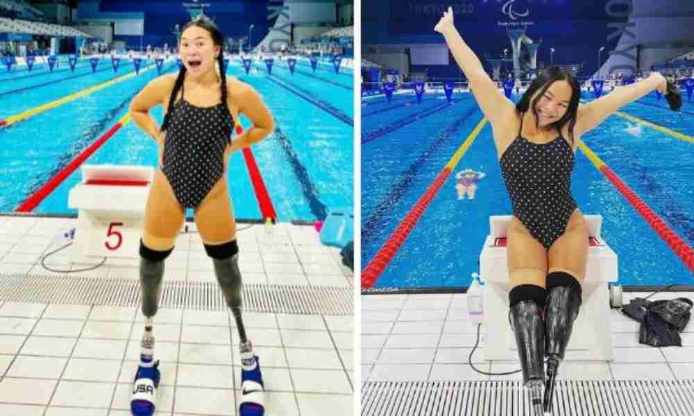 """Conoce el testimonio de la """"niña milagro"""" que participará en los Juegos Paralímpicos"""