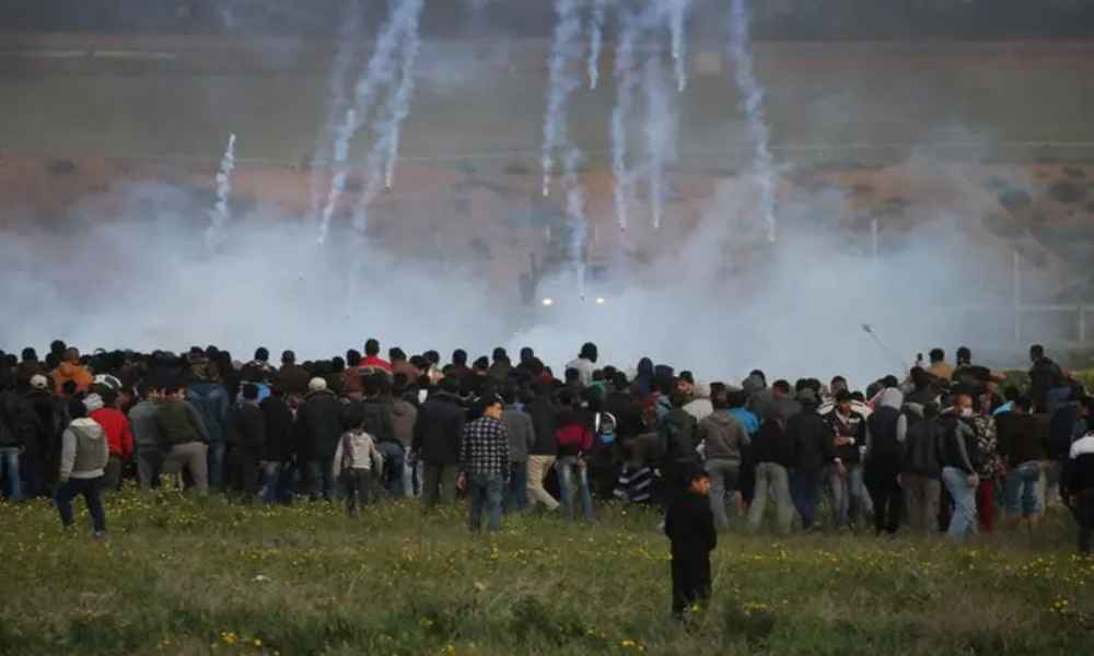 Día de la Ira contra Israel: Soldado israelí  grave tras disturbios en frontera con Gaza