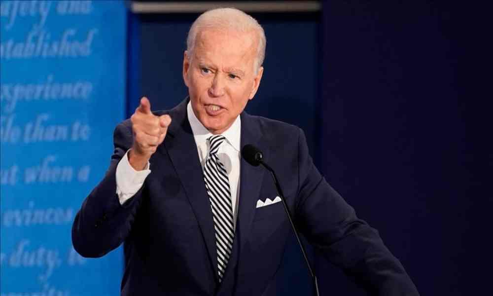 Senador pide juicio político contra Biden, por crear condiciones para otro 11 de septiembre
