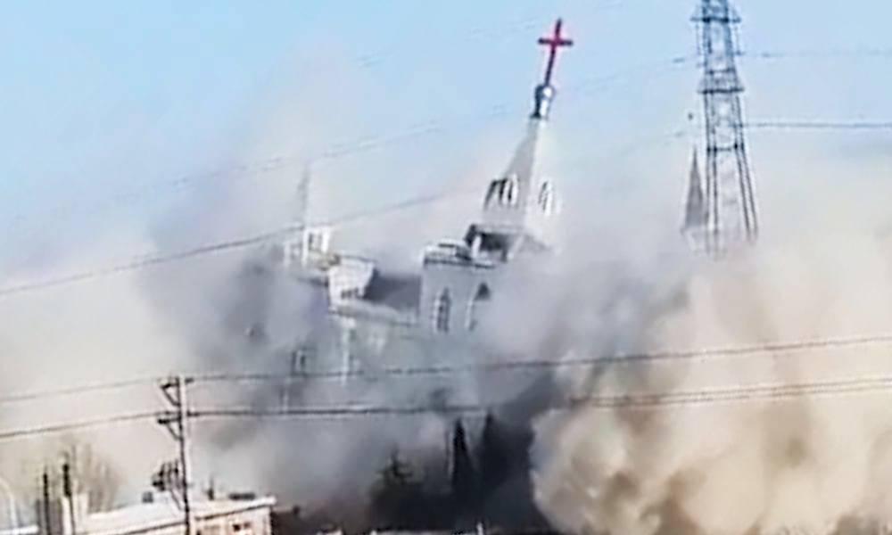 Iglesia perseguida en China pasa de 100 a 50 mil miembros