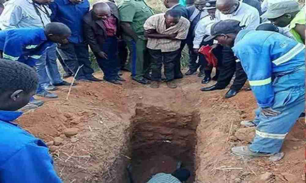 Muere pastor que pidió que lo enterraran vivo para emular la resurrección de Jesús