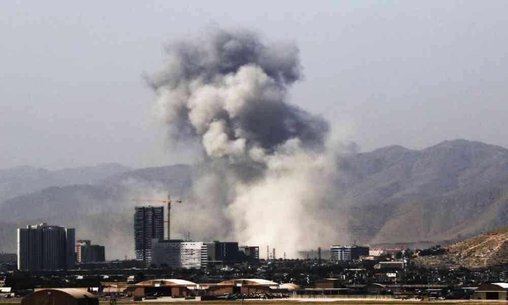 Rabino dice que encontró códigos en la Biblia sobre el atentado terrorista en Kabul