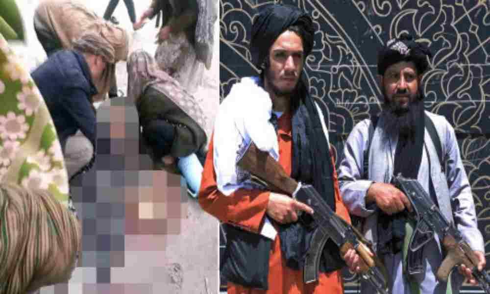 Talibanes cometen atrocidades contra mujeres y civiles en Afganistán