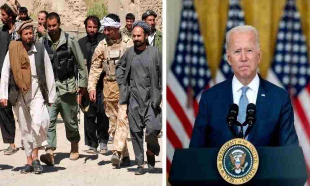Casi 70% de estadounidenses desaprueba el manejo de Biden respecto a Afganistán