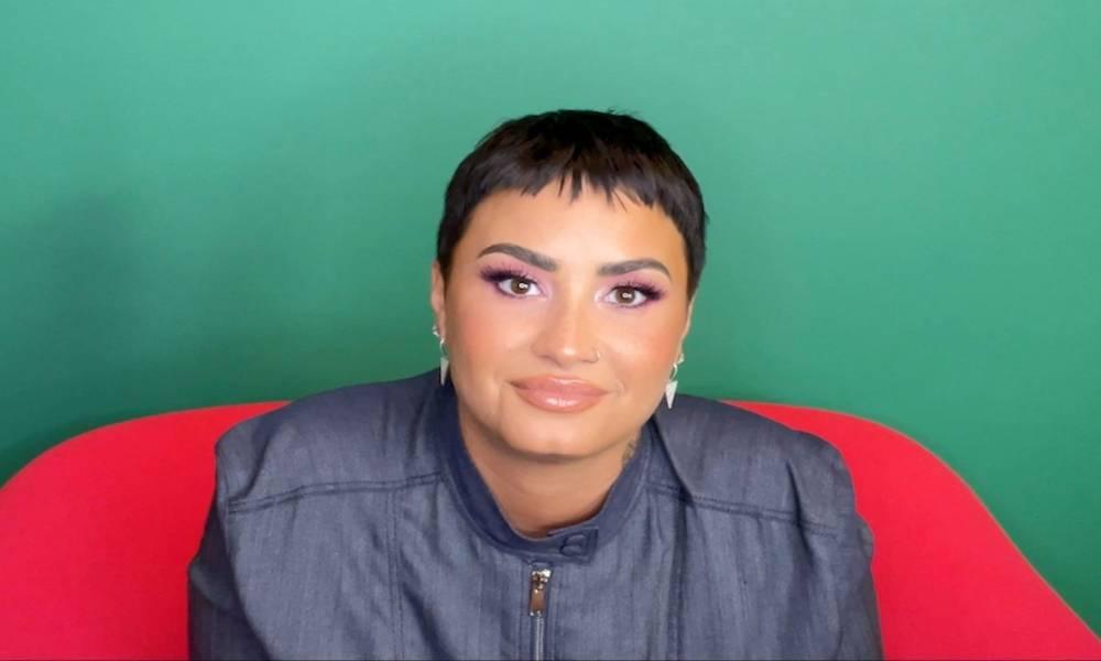 Demi Lovato asegura que en el futuro podría «identificarse como trans»